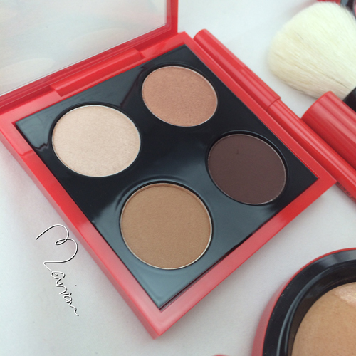 Duchess eyeshadow quad